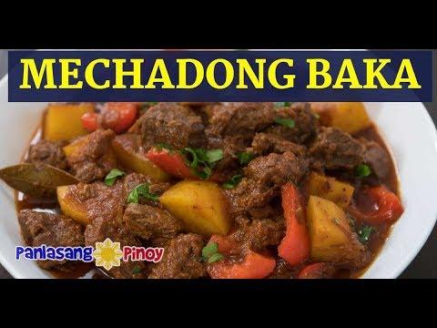Mechadong Baka | How to Cook Beef Mechado