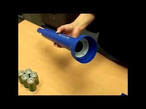 Unboxed: Aqua Broom Handheld Pool Spa Cleaner