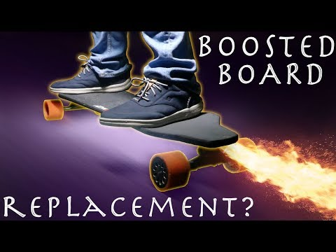 BETTER THAN A BOOSTED BOARD?!?!🔥🔥🔥