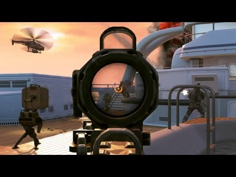 Black Ops 2 - New Multiplayer Screen Shots (Call of Duty BO2 Multiplayer Gameplay) by Whiteboy7thst