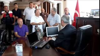 Yunanlı Misafirler, Türkeli'de Atalarının Yaşadığı Toprakları Ziyaret Etti