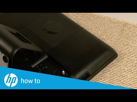Upgrading or Replacing the Memory Card - HP Pavillion All-in-One PC