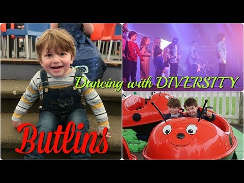 DANCING WITH DIVERSITY | BUTLINS FAMILY HOLIDAY 2018