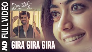 Gira Gira Gira Video Song | Dear Comrade Telugu | Vijay Deverakonda | Rashmika |Bharat Kamma
