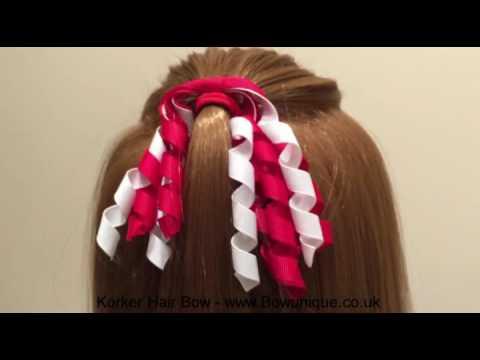Korker Ribbon Hair Bows UK- https://www.bowunique.co.uk