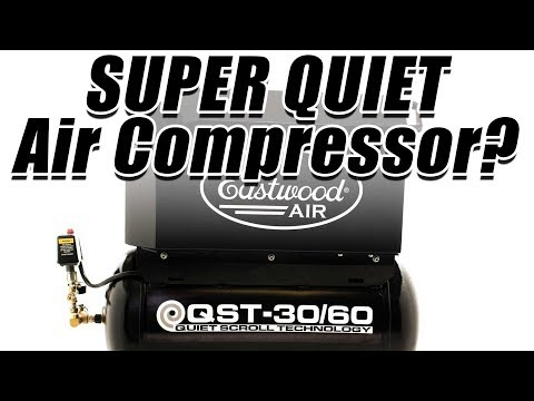 Eastwood QST 30/60 Scroll Compressor Review- Tools That Don