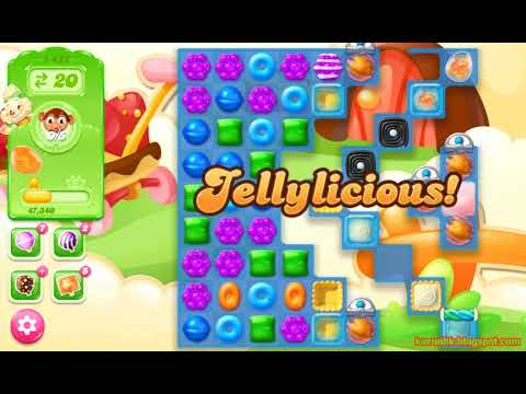 Candy Crush Jelly Saga Level 1427 (No boosters)