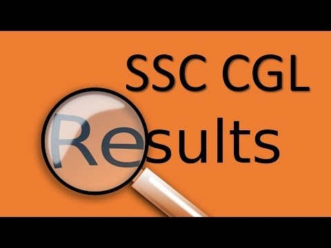 SSC CGL Result 2016 Tier 1 Response Key