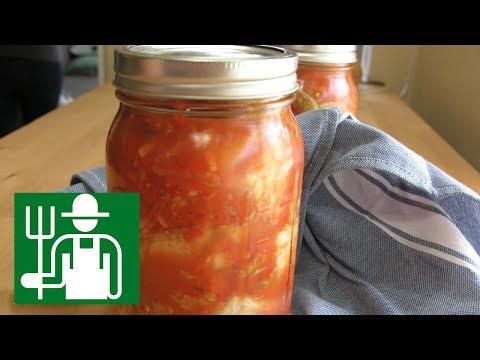 Fermented Food Kimchi   Good Gut Bacteria   Probiotic  