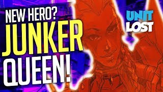 Overwatch - JUNKER QUEEN! New Hero? (Wild Speculation + New Junkertown Details)