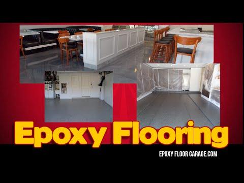 Concrete Overlay - Interior Over Plywood Step By Step - Epoxy Flooring Anaheim