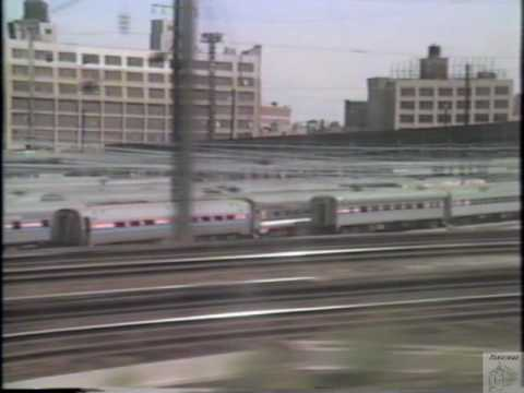 LIRR Penn Station to Sunnyside, NY 7-4-86