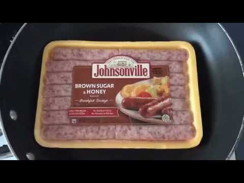 How to cook Johnsonville Breakfast sausage links fast and easy.