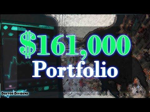 $161,000 HIGH DIVIDEND YIELD Stock Portfolio | Robinhood Portfolio!