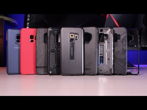 Top 10 Galaxy S9 Cases Review