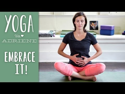 Yoga For Acid Reflux - Embrace It! - Yoga With Adriene