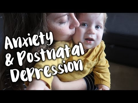 Postnatal Depression and Anxiety | NomadiDaddy