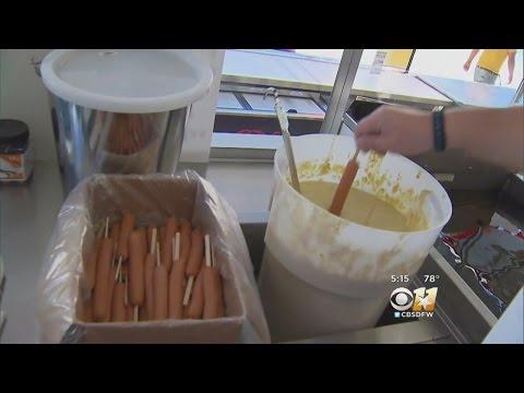 Fletcher's Corny Dogs Prepare For State Fair