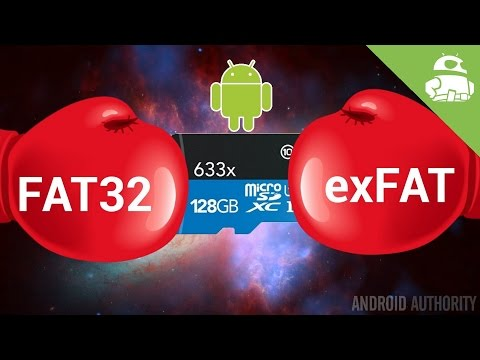 High capacity microSD cards and Android - Gary explains