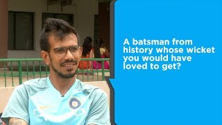 25 Questions with Yuzvendra Chahal