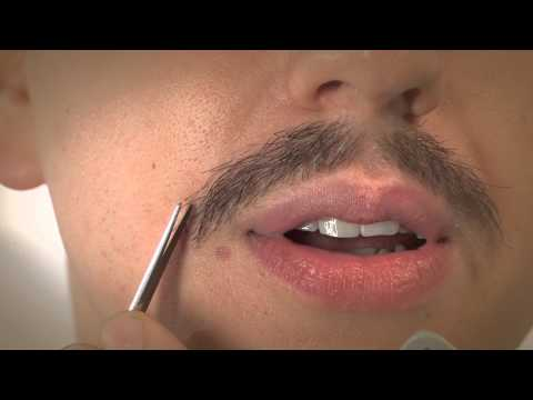 How To Trim Your Moustache
