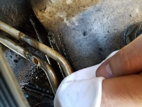 2005 Chevy Impala Power Steering Hose Leak Repair