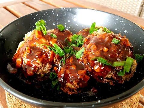 Best Keto Recipes I Best Keto Manchurian I Low Carb Deep Fried Vegetarian Balls