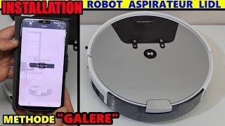 Aspirateur Robot Lidl Silvercrest Ssra1 Test 35 M² Robot