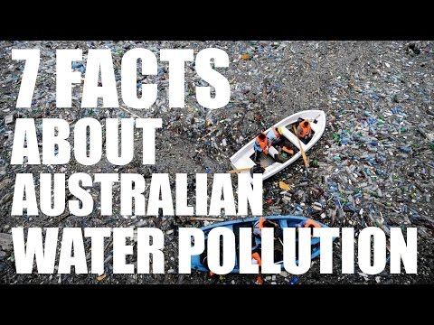 7 Facts about Australian Water Pollution