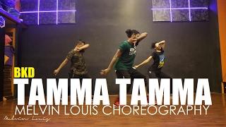 Tamma Tamma Again | Melvin Louis Choreography | Badrinath Ki dulhania