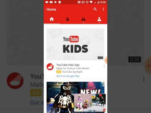 How to change your youtube picture and name