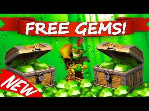 FREE GEMS FOR CLASH OF CLANS & CLASH ROYALE! - How to Get Fast Free Gems on Android + IOS!