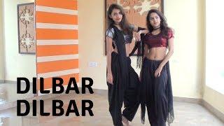 DILBAR Dance Cover - Satyameva Jayate | Nora Fatehi & John Abraham | Harshita