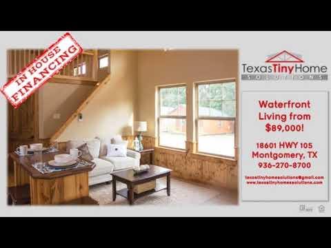 PLATINUM TINY HOUSE DEALERS CONROE TX