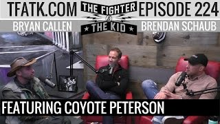 Download The Fighter and The Kid - Episode 224: Coyote Peterson Video