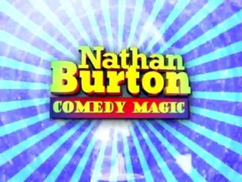 Nathan Burton Comedy Magic 50% Off Promo Code