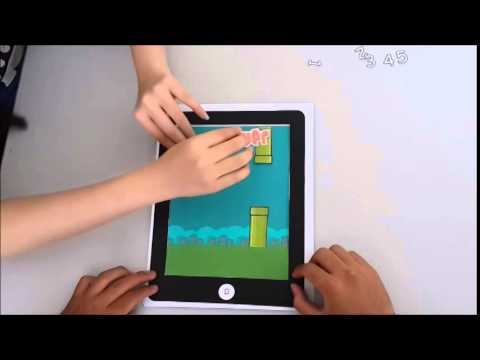 Paper-based Prototyping (Flappy Bird)