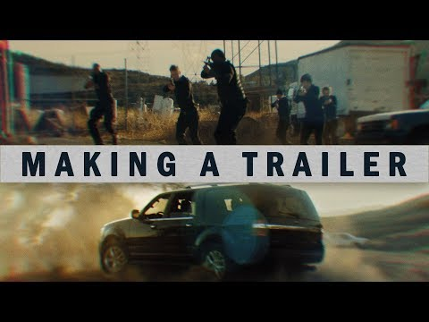How to Make a Movie Trailer