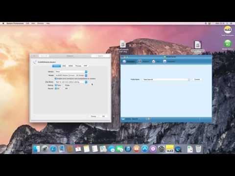 Huawei E1752 modem on Mac OS X 10.10 Yosemite (Public Beta 2)