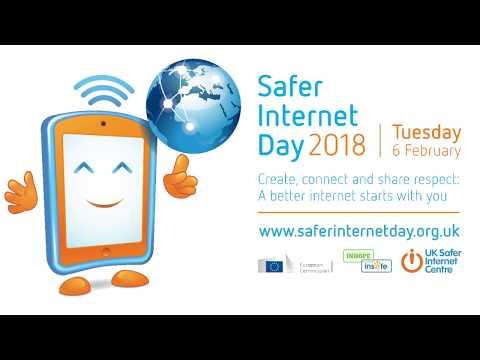 Safer Internet Day 2018 - Helen Milner vlog