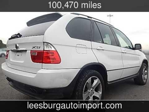 2005 BMW X5 4.4i Used Cars - Leesburg,Virginia - 2014-01-09