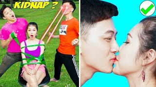 23 BEST PRANKS AND FUNNY TRICKS | Funny Pranks! Prank Wars! Funny Fail & Clumsy Moments by T-Fun