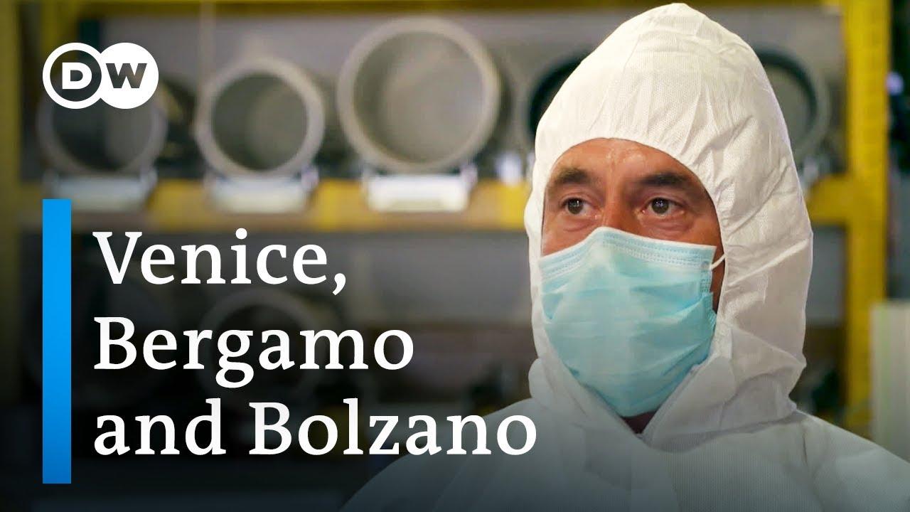 Corona in Italy | DW Documentary
