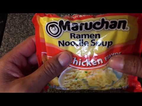 Ramen Noodles Health benefits