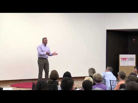 Successful leaders build and sustain long-term relationships | Steve Cockram | TEDxABQSalon