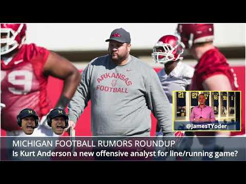 Shea Patterson Eligibility Update, Drevno Out, McElwain's Job & Michigan Football Spring Practice
