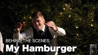 FUNNY MUSIC VIDEO Endless Love (PARODY) - My Hamburger Behind the Scenes