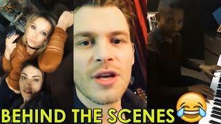 THE ORIGINALS SEASON 4 | ALL BEHIND THE SCENES VIDEOS COMPILATION | JOSEPH MORGAN, PHOEBE TONKIN