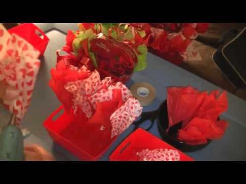 How To Prep Your Base For Bouquets And Baskets - Video 2 in Series of 4