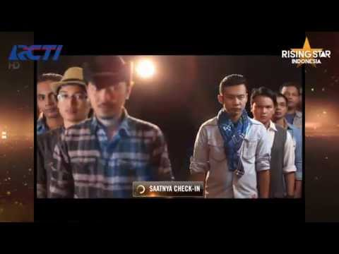 """Bluesmate """"No Woman No Cry"""" Bob Marley - Rising Star Indonesia Live Duels 1 Eps 9"""